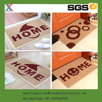 OEM PVC coil mat with LOGO and brand,Brand Pvc Door Mat For Entrance Use