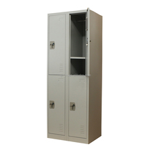 Cheap Price 4 Door Steel Storage Cabinet Godrej High Quality Different Color Steel Almirah Metal Wardrobes Bangalore