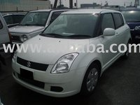 2007 Years Suzuki Swift Japanese Used Cars In White