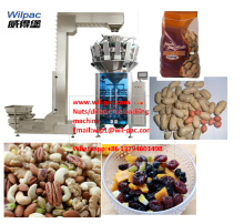 Good price 10 heads weigher vertical packing machine with CE certification for dried fruit