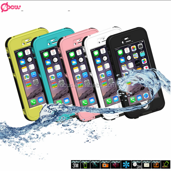 High quality PVC colorful waterproof case for sam galaxy grand prime