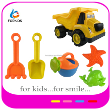 NEW FUNNY BEACH SAND TRUCK TOY,SAND CASTING TOY,KID'S SAND EXCAVATOR SUMMER OUTDOOR TOY