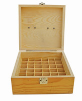 2015 year china suppliers selling ISO9001&FSC&SA8000 Hinged Lid wooden Essential Oil Glass Bottle Diffuser storage boxes