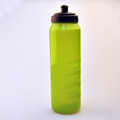 Large Running sports silicone water bottle Customized gift silicone water bottles for Riding