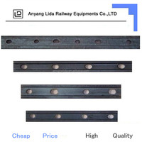 Supply Railway Fishplate Rail Parts From
