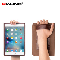 best seller 2016 for ipad mini cover,genuine leather wallet-style case for ipad mini 4