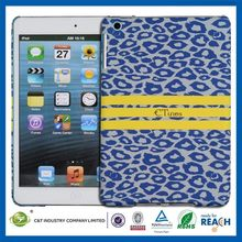 Fashion smartphone for ipad mini 2 plastic hard case