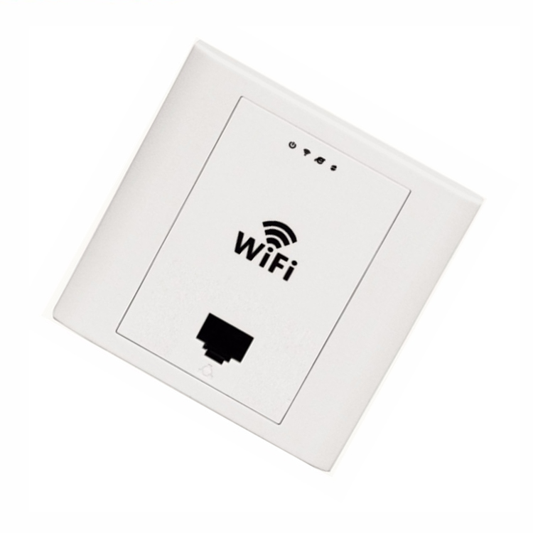 300Mbps Wireless Wifi in wall access point,wall mount AP for hotel project