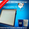 Air Filter Two Component Silicone Gel Sealant