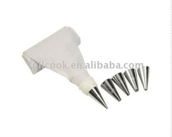 Prestige Main Ingredients Cotton Icing Bag Set