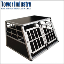 Car Trunk Aluminum Dog House Made in China