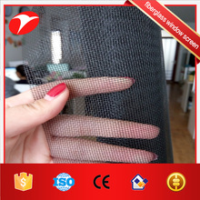 2016 hot sale unbreakable one way vision fiberglass window screen for best price