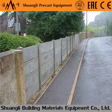 precast concrete fence wall/boundary wall making machine
