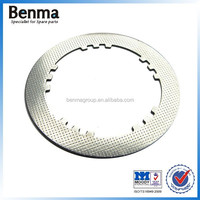 competitive price CG230 motorcycle clutch plates steel with super quality