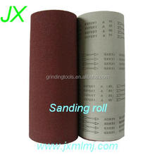 Aluminum oxide abrasive flexible cloth for wood