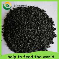50% 60% 70% CERES Certified Super Potassium Humate,Competitive Price