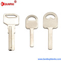 F334 Replacement Kinds of Nickel painted door Blanks key suppliers For locksmiths
