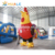 Good quality PVC material customized inflatable rooster, inflatable cartoon for advertising