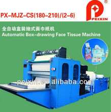 Automatic Box-drawing Face Tissue Machine