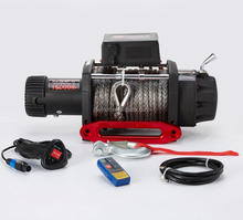 15000lb/7000kg/7ton 4wd off road/suvs/truck/jeep heavy duty DC 12 volt electric recovery winch wireless remote trailer