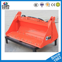 Hot sale!Skid steer loader,mini loader,wheel loader attachment bobcat 4 in 1 bucket
