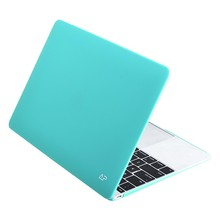 Fading protective matte texture hard shell case for Macbook Air 12