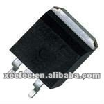 IRLR7807Z# N-Channel 30V 43A 13.8mOhm HEXFET Power MOSFET