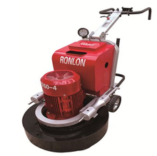 R760-4 Four heads used planetary concrete floor grinder grinding polishing machine floor