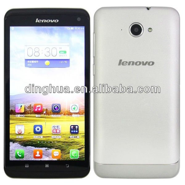 6inch Cheap Original Lenovo S930 Smart Phone With MTK6582 Quad Core 3000mAh Battery