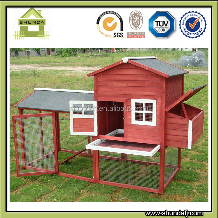 Egg laying Wooden Chicken coops Factory Direct