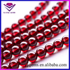 Precious Pyrope 6A Grade Brazil Natural Garnet Gemstone Beads for Collection