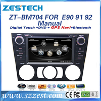 ZESTECH hot sale OEM manual car audio for BMW E90 E91 E92 manual car dvd gps for BMW E92 with gps bluetooth TV tuner 3g