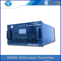tv radio station facility mmds transmitter 400W