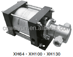 Pneumatic Liquid Booster Pumps