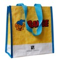china pp woven laminated bag