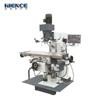 ZX7550CW turret head milling and drilling machine with high efficiency