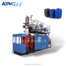 New design 30liter drum plastic extruder blow molding machine