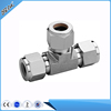 Compression Tube Fitting Unioin Tee