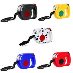 Nylon rope european electronic dogs leash