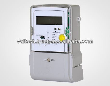 VTE Smart Energy Meter(Mutti-tariff)