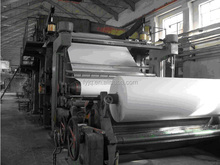 Fuyuan Recycled Newspaper for 1575mm Newspaper/newsprint Making Machine with CE/ISO