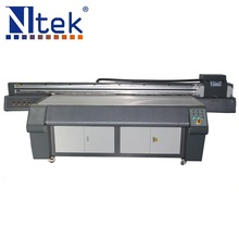YC2513 color wide format stable high resolution digital LED inkjet uv flatbed printer for bamboo mat printing machinery