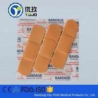 New Product Surgical Custom Foam Adhesive Fabric Band Aid
