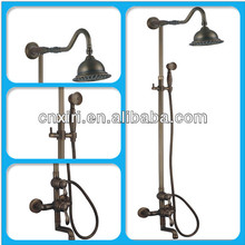 Wall Mounted Antique Bath Shower Sets XR-GZ-6010