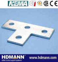 aluminum alloy strut channel accessory clip clamp OEM supplier