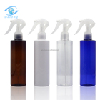 IBELONG 250 ml Blue White Amber Clear cylinder shape PET 플라스틱 trigger spray 병 미스트 spray 병