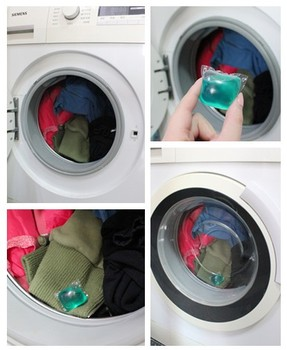 Cheap high performance laundry pods laundry detergent