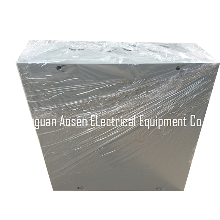 Quality assurance Sheet Metal electrical junction box wiring