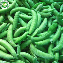 IQF Fresh frozen sugar snap pea factory price