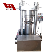 2018 stainless steel oil cold press machine/grape seed oil press machine/soybean oil extraction machine